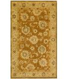 RugStudio presents KAS Kasmir All over Kashan Coffee-Beige 4807 Hand-Tufted, Better Quality Area Rug