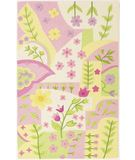 RugStudio presents KAS Kidding Around Princess Dreams 422 Multi Hand-Tufted, Good Quality Area Rug