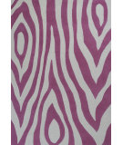 RugStudio presents KAS Kidding Around 438 Pink Wild Side Hand-Tufted, Good Quality Area Rug