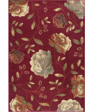 RugStudio presents Kas Lifestyles 5458 Red Machine Woven, Good Quality Area Rug