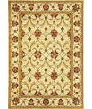 RugStudio presents Kas Lifestyles 5471 Ivory Machine Woven, Good Quality Area Rug