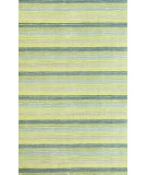 RugStudio presents Kas Loft 2088 Green Hand-Tufted, Good Quality Area Rug