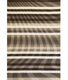 RugStudio presents Kas Loft 2093 Charcoal Hand-Tufted, Good Quality Area Rug