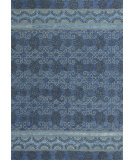 RugStudio presents KAS Marrakesh 4514 Blue Celestial Hand-Tufted, Good Quality Area Rug