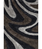 RugStudio presents Kas Metropolitan 3555 Blue Hand-Tufted, Good Quality Area Rug