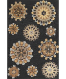 RugStudio presents Kas Milan 2113 Charcoal Hand-Tufted, Good Quality Area Rug