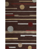 RugStudio presents Kas Milan 2117 Brown Hand-Tufted, Good Quality Area Rug