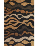 RugStudio presents Kas Milan 2103 Charcoal Hand-Tufted, Good Quality Area Rug
