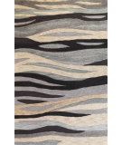 RugStudio presents Kas Milan 2106 Grey Hand-Tufted, Good Quality Area Rug