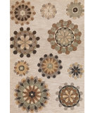 RugStudio presents Kas Milan 2112 Beige Hand-Tufted, Good Quality Area Rug