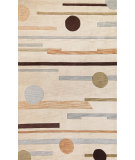 RugStudio presents Kas Milan 2118 Beige Hand-Tufted, Good Quality Area Rug