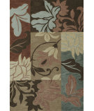 RugStudio presents Kas Milan 2141 Taupe Hand-Tufted, Good Quality Area Rug