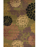 RugStudio presents Kas Moda 6950 Sage Machine Woven, Good Quality Area Rug