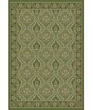 RugStudio presents KAS Monte Carlo II Arts & Crafts 8310 Olive Machine Woven, Good Quality Area Rug