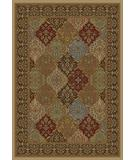 RugStudio presents KAS Monte Carlo II Panel 8311 Mocha Machine Woven, Good Quality Area Rug