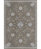 RugStudio presents KAS Montecarlo Iv 5107 Champagne Floral Bouquets Machine Woven, Good Quality Area Rug
