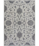 RugStudio presents KAS Montecarlo Iv 5136 Ivory Borderless Kashan Machine Woven, Good Quality Area Rug