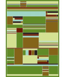 RugStudio presents Kas Monte Carlo II 8384 Sage Machine Woven, Good Quality Area Rug