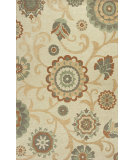RugStudio presents Kas Mulberry 3407 Beige Woven Area Rug