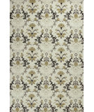 RugStudio presents Kas Mulberry 3408 Ivory Woven Area Rug