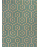 RugStudio presents Kas Natura 2260 Aqua Woven Area Rug