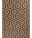 RugStudio presents Kas Natura 2261 Mocha Woven Area Rug