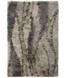 RugStudio presents Kas Optic 1102 Silver Hand-Tufted, Good Quality Area Rug