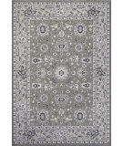 RugStudio presents KAS Pesha 7206 Taupe/Grey Agra Machine Woven, Good Quality Area Rug