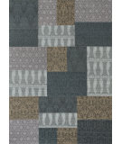 RugStudio presents Kas Rania 2455 Blue Woven Area Rug