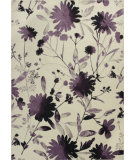 RugStudio presents Kas Reflections 7414 Purple Machine Woven, Good Quality Area Rug
