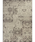 RugStudio presents Kas Reflections 7418 Grey Machine Woven, Good Quality Area Rug