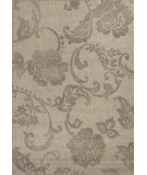 RugStudio presents Kas Reflections 7421 Grey Machine Woven, Good Quality Area Rug