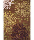 RugStudio presents Kas Ruby 8891 Mocha Hand-Tufted, Good Quality Area Rug