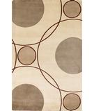 RugStudio presents Kas Signature Visions Ivory 9146 Hand-Tufted, Best Quality Area Rug