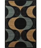 RugStudio presents Kas Signature Prism Views Black 9148 Hand-Tufted, Best Quality Area Rug