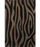 RugStudio presents Kas Signature Genesis Taupe-Black 9150 Hand-Tufted, Best Quality Area Rug
