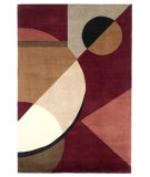 RugStudio presents Kas Signature 9015 Rust Hand-Tufted, Better Quality Area Rug