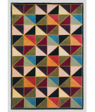 RugStudio presents Kas Signature 9056 Multicolor Hand-Tufted, Better Quality Area Rug