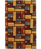 RugStudio presents Kas Signature Jeweltone Retro Chic 9126 Hand-Tufted, Better Quality Area Rug