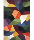 RugStudio presents Kas Signature Prisms Multi 9086 Hand-Tufted, Best Quality Area Rug