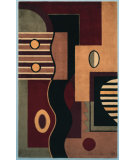 RugStudio presents Kas Signature Multishapes Jewel Tone 9088 Hand-Tufted, Best Quality Area Rug