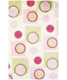 RugStudio presents Kas Signature Fizz Pink 9101 Hand-Tufted, Best Quality Area Rug