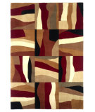 RugStudio presents Kas Signature Horizons Earthtone 9105 Hand-Tufted, Best Quality Area Rug