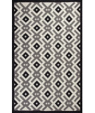 RugStudio presents Kas Solstice 4003 Black Woven Area Rug