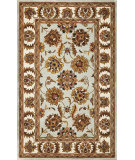 RugStudio presents Kas Sonal 3820 Light Blue Hand-Tufted, Good Quality Area Rug