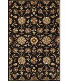 RugStudio presents Kas Sonal 3824 Black Hand-Tufted, Good Quality Area Rug