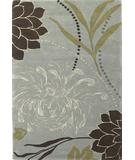 RugStudio presents Rugstudio Sample Sale 30954R Ocean 3121 Hand-Tufted, Better Quality Area Rug