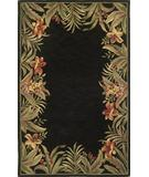 RugStudio presents Kas Sparta Rainforest Black 3152 Hand-Tufted, Better Quality Area Rug