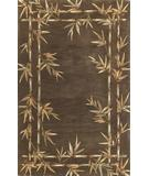 RugStudio presents Kas Sparta Bamboo Double Border Mocha 3164 Hand-Tufted, Better Quality Area Rug