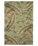 RugStudio presents Kas Sparta Ferns Sage 3123 Hand-Tufted, Better Quality Area Rug